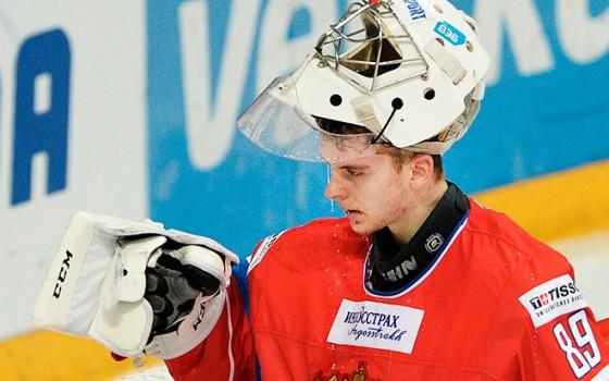Илья сорокин хоккеист оксана